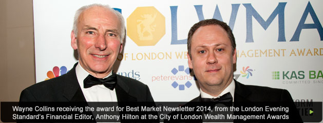 Awards ceremony 12th March 2014, The Guildhall London