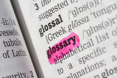 Glossary of Market Terminology