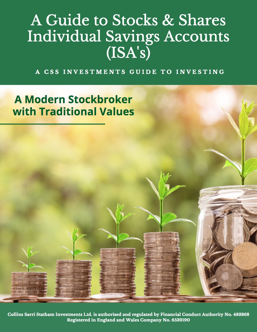 A GUIDE TO STOCKS & SHARES ISAs 2018/2019