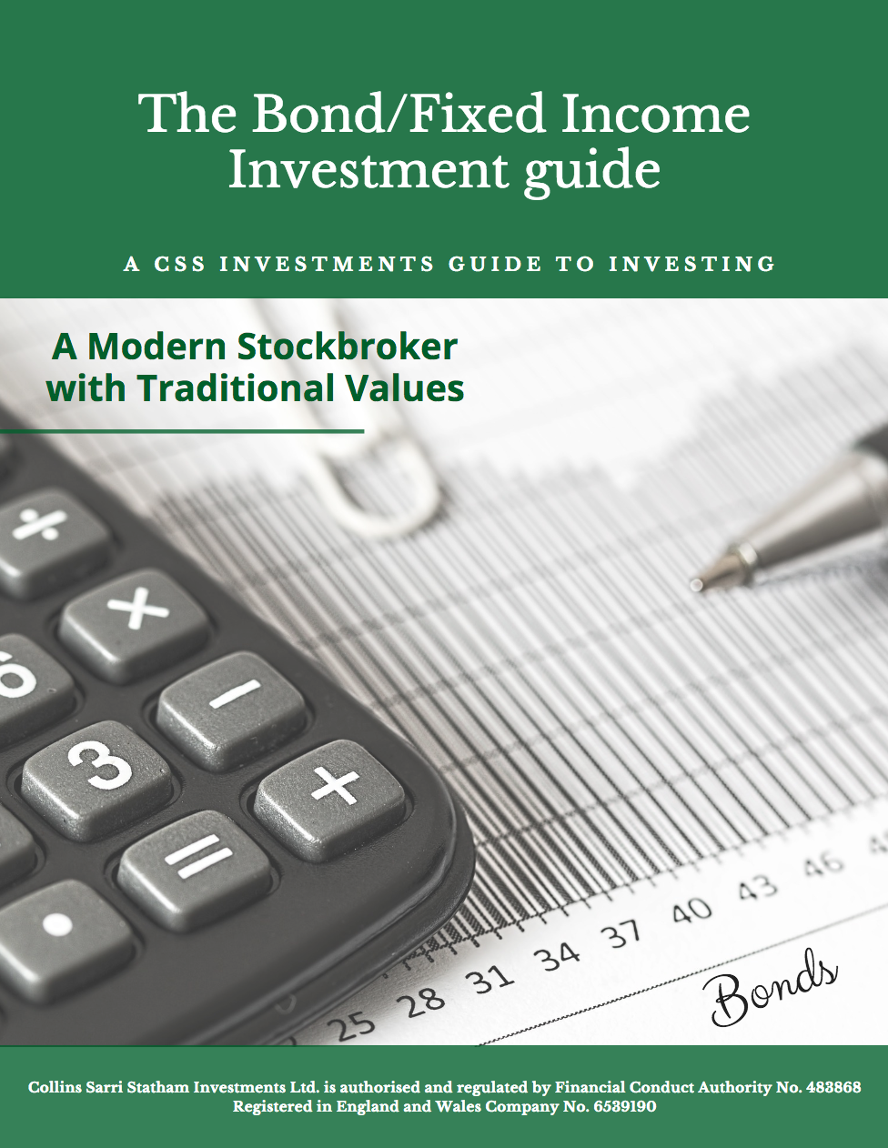 The Bond / Fixed Income investment guide