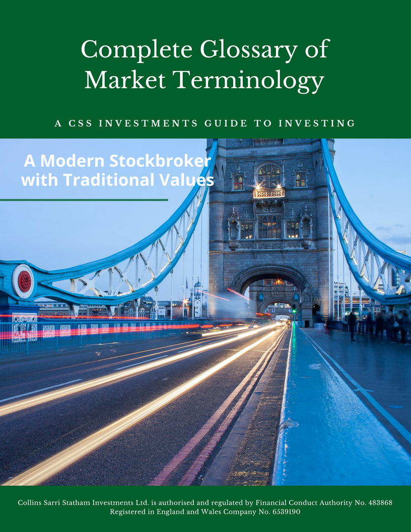 Glossary of Market Terminology