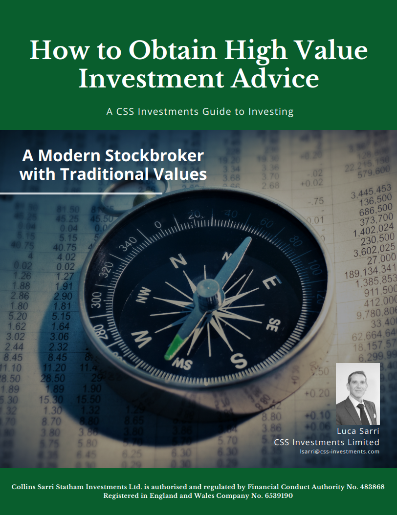 How to Obtain High Value Investment Advice
