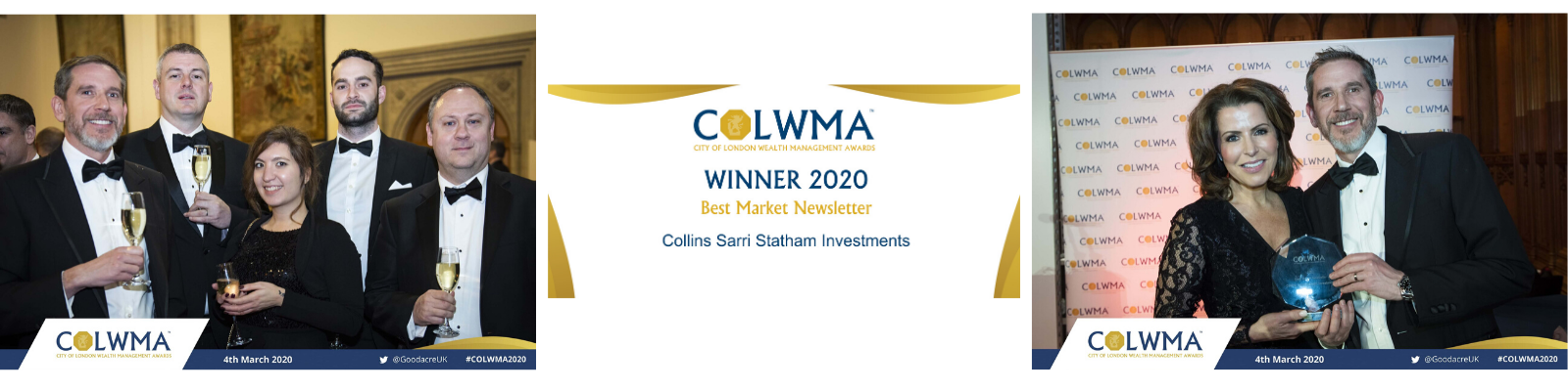 Best Market Newsletter 2020 - COLWMA awards