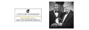 Winner of Best Advisory CFD service