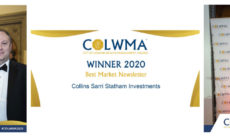 Best Market Newsletter 2020 - COLWMA awards